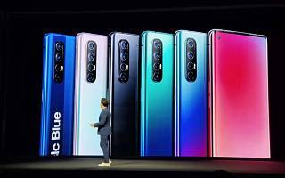 OPPO 正式发布 Reno3 系列视频手机,拥有一体化双模 5G