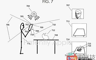 苹果申请两项新专利关注VR/AR头显开发