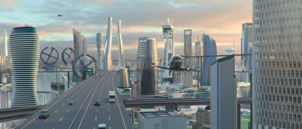 未来,城市空中交通在解决城市交通拥堵、交通事故和空气污染等方面,将会是一个最佳解决方案。