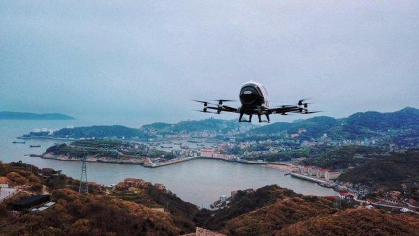 亿航载人级自动驾驶飞行器已在全球范围内完成超过2000次安全飞行