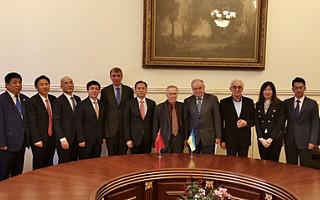 广州高新区与乌克兰国家科学院共建中乌国际(黄埔)创新研究院