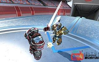 独立开发商E McNeill推出近战VR游戏《Ironlights》