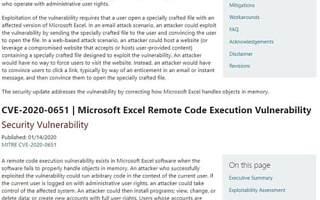 微软公开致谢支付宝安全实验室,提前发现Office的2个高危漏洞