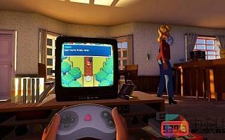 怀旧题材VR游戏《Pixel Ripped 1995》将在春季推出