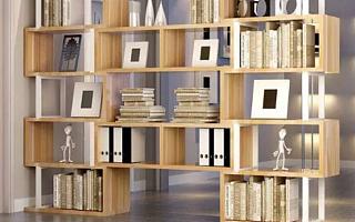 星诚商办公家具 丨你的办公室是否缺少这样一个置物架?
