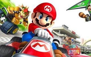 VR游戏《Mario Kart Arcade GP VR》入驻VR ZONE伦敦中心