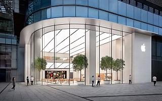 苹果宣布中国地区又有10家Apple Store恢复营业