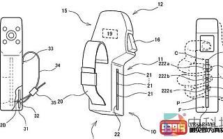 索尼发布最新专利正在开发具有手指跟踪功能VR控制器
