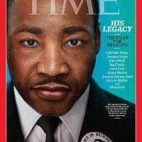 数字王国助力首位虚拟人登《时代周刊》封面,马丁·路德·金将再现标志性演说