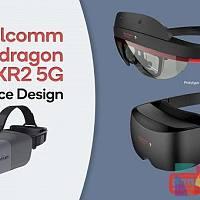 高通推出Snapdragon XR2 5G参考设计头显升级手动、眼动跟踪功能