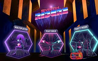 VR节奏游戏《Synth Riders》支持跨平台多人游戏模式