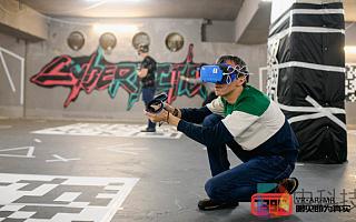 《Cyberaction Arena》:为Oculus Quest量身打造的VR竞技射击游戏