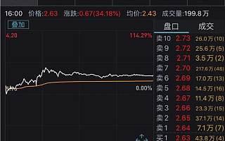 """神州租车与瑞幸咖啡火速""""切割"""",股价涨34.18%!但自曝余震未消"""