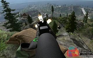 "VR""吃鸡""游戏《Virtual Battlegrounds》Steam抢先体验版即将发布"