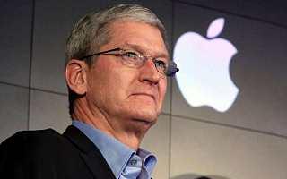 苹果4月30日公布第二财季财报 已证实无法达到预期目标
