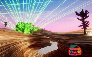 "VR音乐游戏《Soundscape VR》推出""Silica Sol""全新VR音乐空间"
