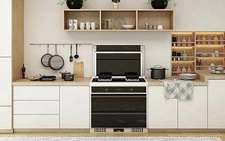 一招解决厨房空间利用率低的问题