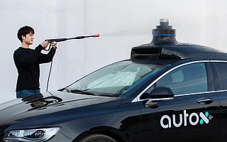抢占无人驾驶数据高峰,AutoX建成首个自动驾驶中心