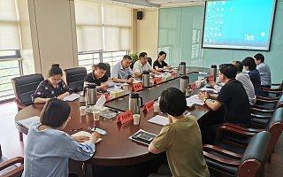 徐州市自然资源和规划局铜山分局赴自然资源和规划分局学习考察