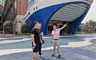 中国科学院自动化研究所项目组来区调研对接文旅融合项目