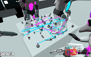 VR射击游戏《Snapshot VR》将于8月登陆Steam