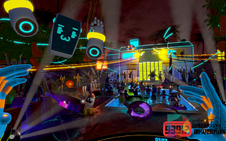 VR音游《Party Pumper》PSVR版即将上线