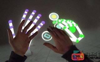手势技术 用于聋哑人VR手语社交