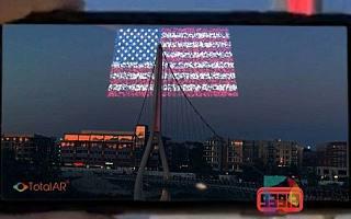 庆祝独立日:美国XR内容厂商HoloPundits即将发布<font>AR</font>应用TotalAR