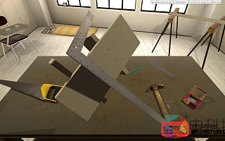 VR模拟游戏《vrkshop》即将发布EA版本