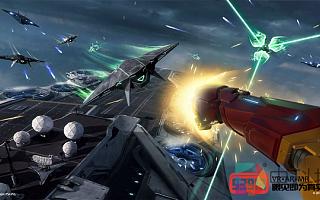 PSVR独占游戏《钢铁侠VR》正式发布