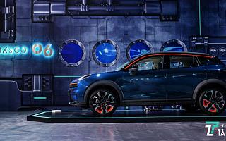 都市SUV安全新体验,领克06直播首测三项安全科技 | 一线车讯
