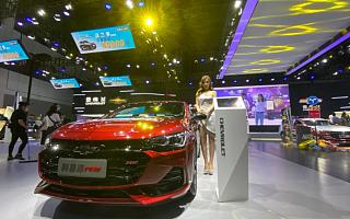 疫后首场4A级成都车展,指出了未来汽车产业的发展方向