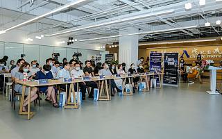 中关村留学人员企业精品项目推介会(三三会)望京海创园专场成功举办