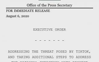 特朗普禁封微信,苹果和库克似乎比张小龙还要紧张