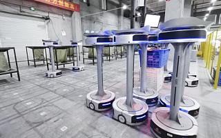 极智嘉分拣系统落地跨境电商企业棒谷科技,助力打造智慧物流引擎,加速业务发展