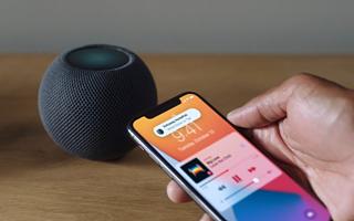 HomePod mini率先发布,仅售99美元