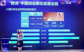 2020中国创孵报告发布,火炬中心孵化器处陈晴处长解读行业趋势