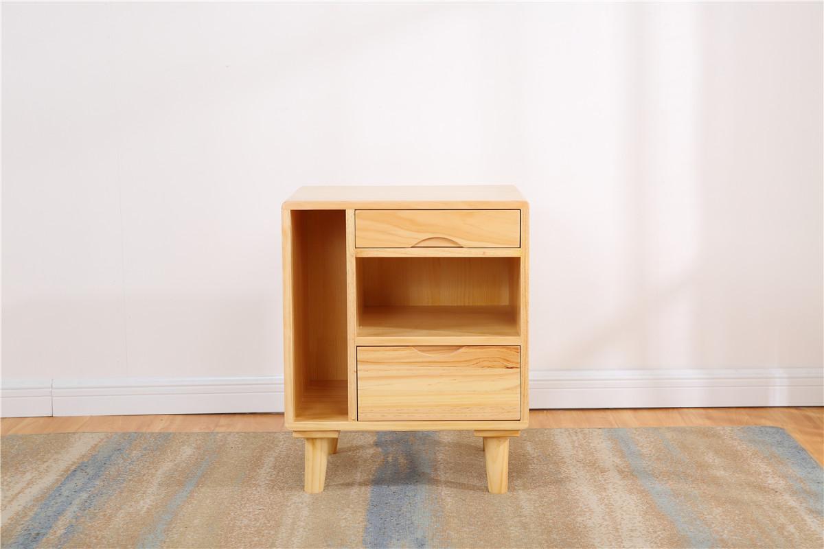 菏泽亭森家具有限公司丨床头柜搭配及选购技巧