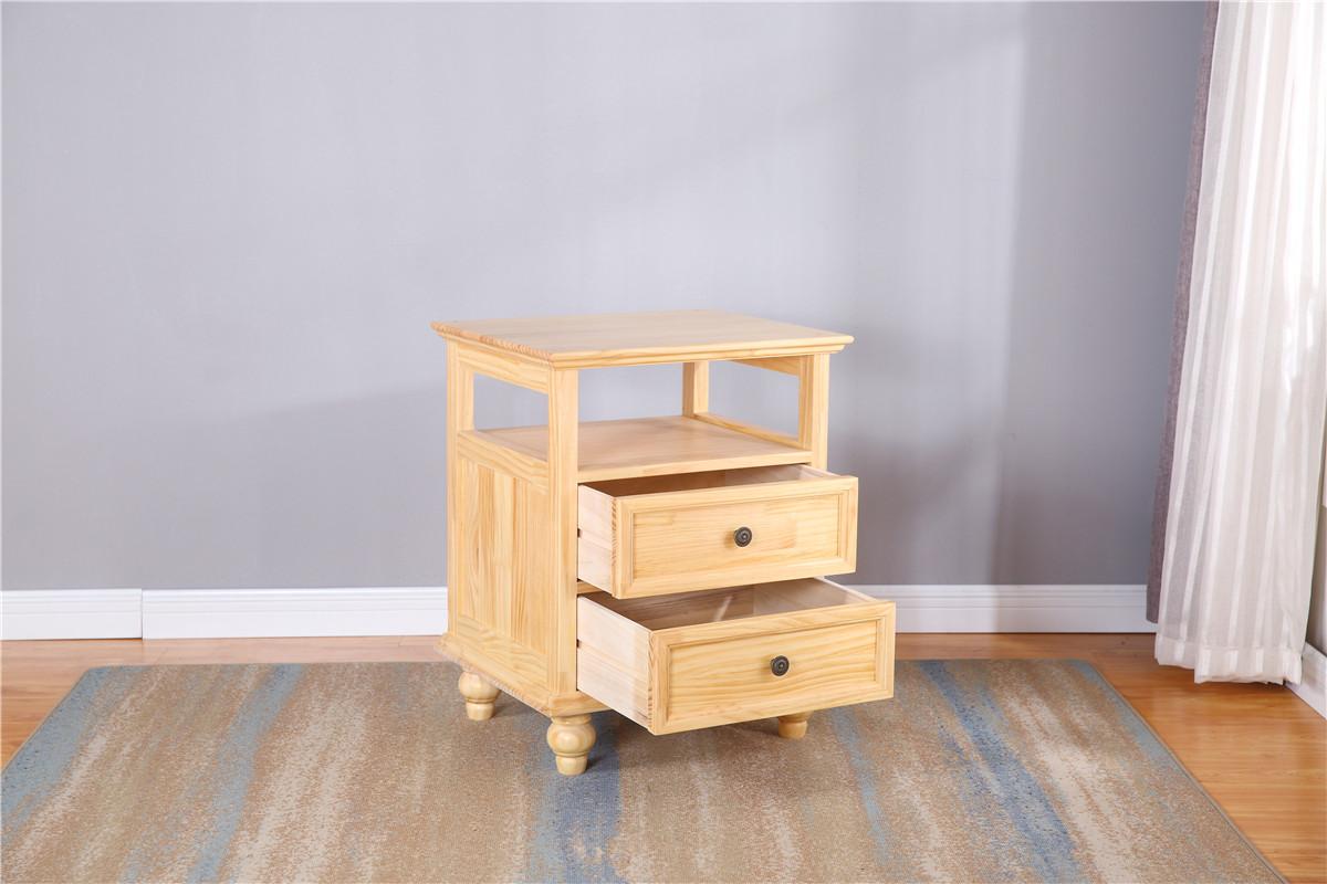 菏泽亭森家具有限公司丨亭森家具丨床头柜的选择与布置