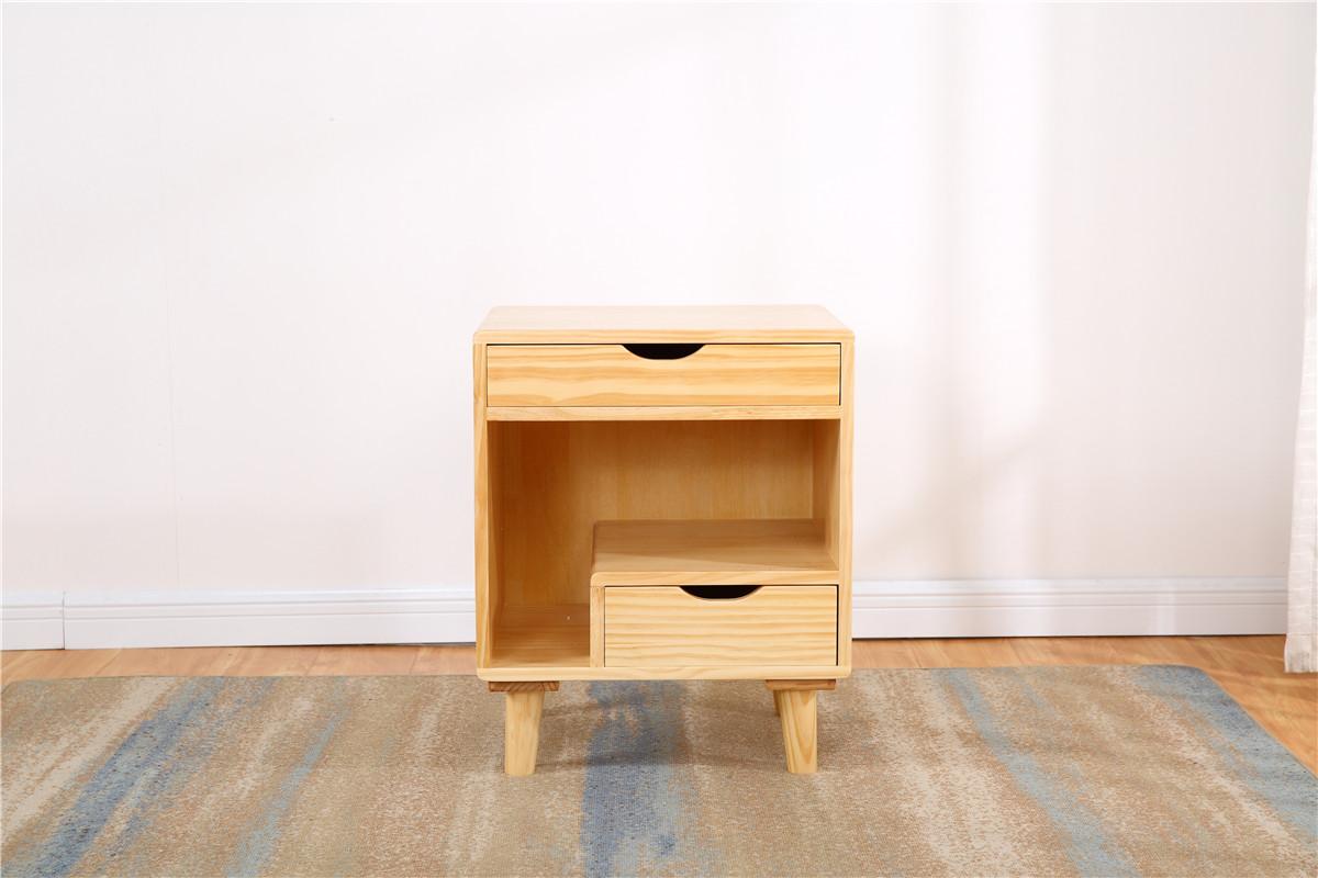 亭森家具丨床头柜与床的颜色搭配