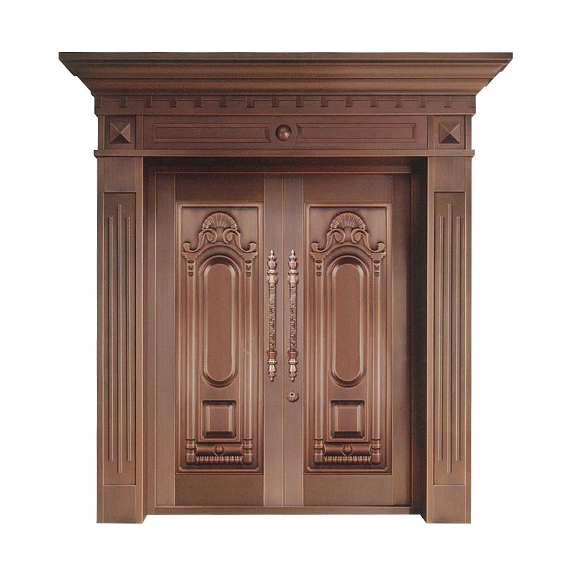 上海御筑铜艺丨铜门分类知识小科普