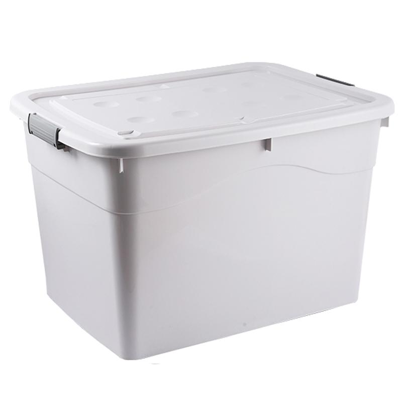 纳小猪家居用品丨大号收纳箱整理空间,让您的家更整洁