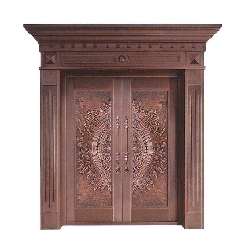 上海毅瑞装饰制品有限公司丨焊接工艺体现铜门价格