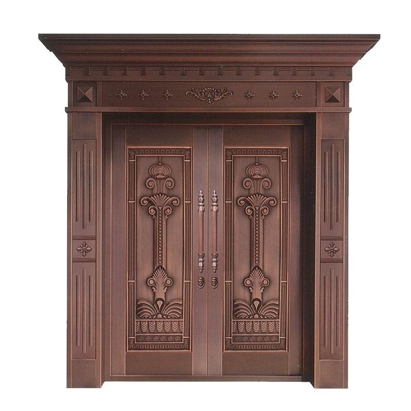 上海御筑铜艺丨选门装门你要知道这3点!