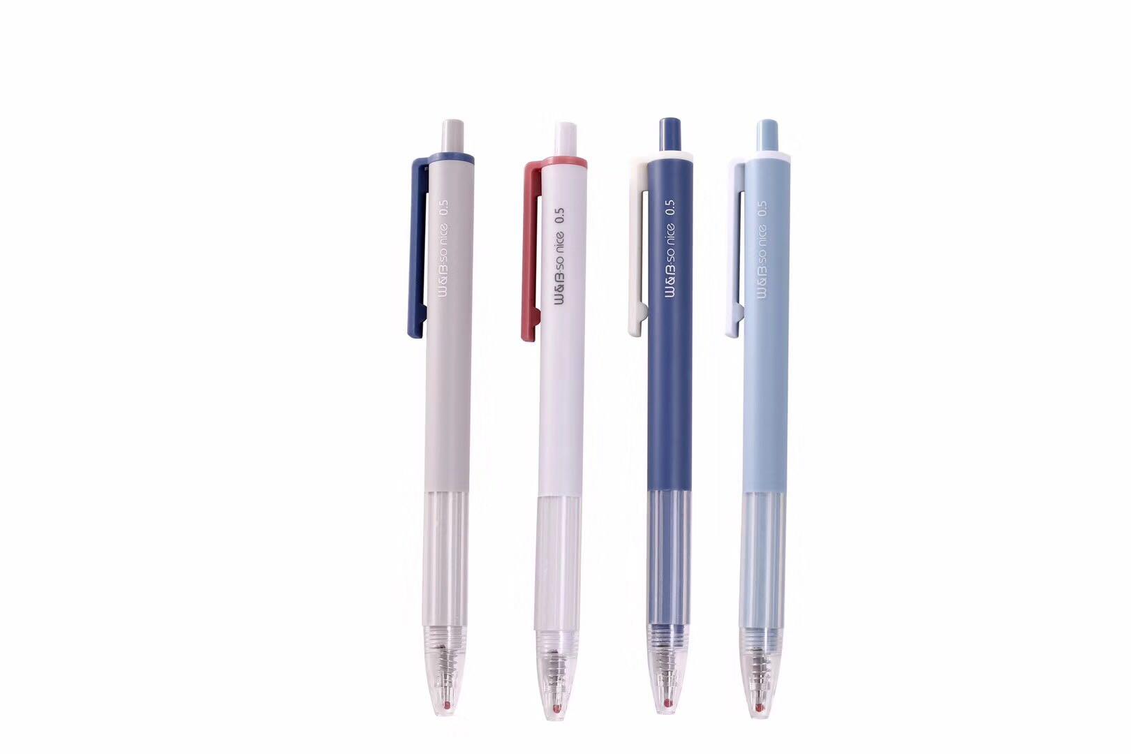 万帮W&B丨你敢说你会挑选中性笔吗?