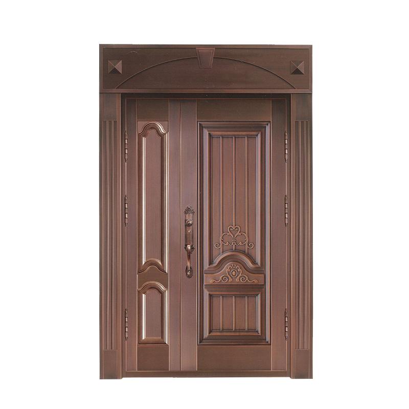 上海御筑铜艺丨教您如何去除铜门铜锈