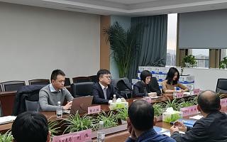 姜柳均会长率天府新区国际化社区联合会访问团赴重庆两江新区访问交流