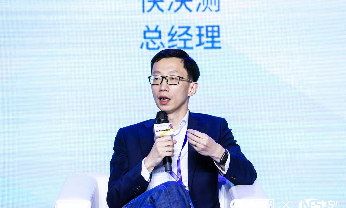 速测总经理李沛:IT开始走向前台 更多的需求在于积累内容的应用