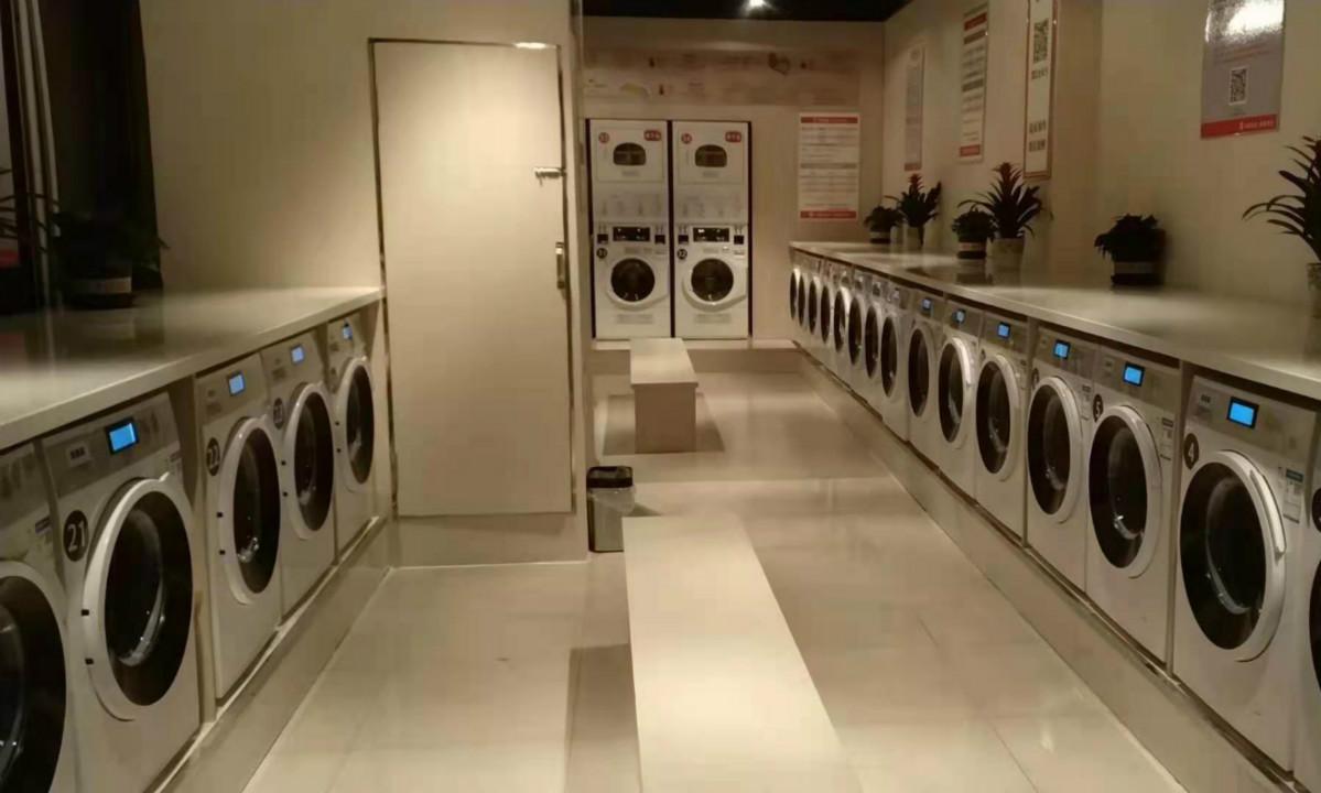 从扫描代码洗衣开始 爱窝洗衣希望使用共享洗衣来赋予更多的当地生活