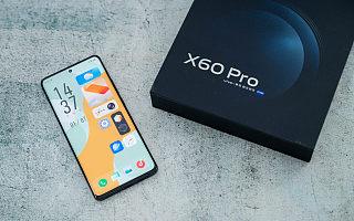 vivo X60 Pro评测:轻薄握持与旗舰性能原来可以兼得   钛极客